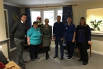 Jamie Greene Greenock Care Home